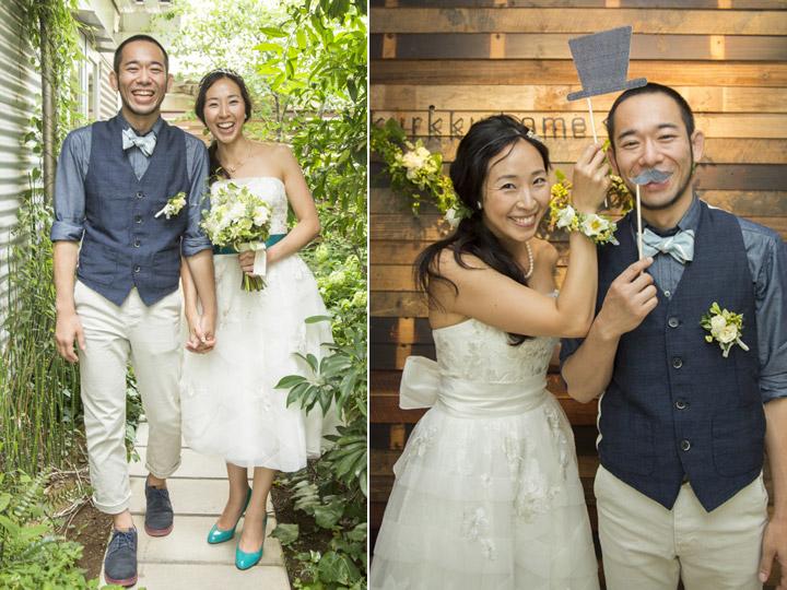 結婚式,新郎新婦様,お写真,