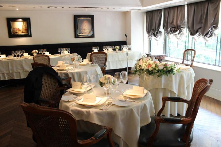 レストラン,ひらまつ,フレンチ,結婚式