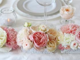 会場装花,ロマンチック,パステル,ピンク